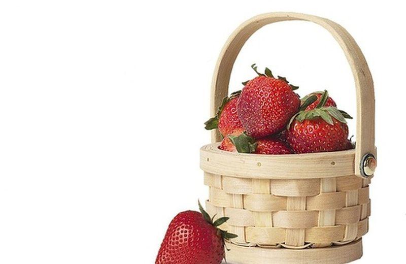 Frutta e verdura nel carrello di aprile